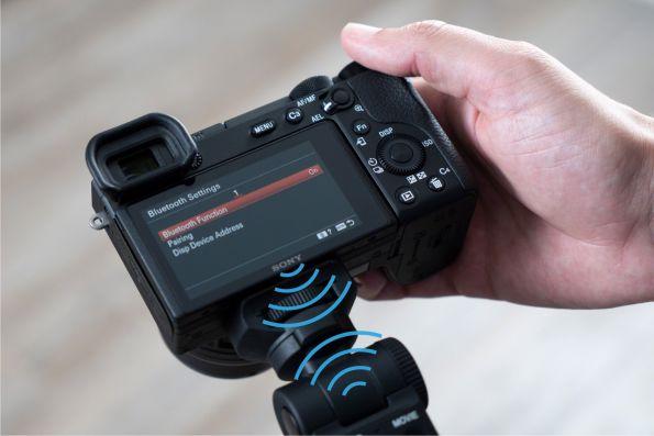 تعمیرات دوربین سونی
